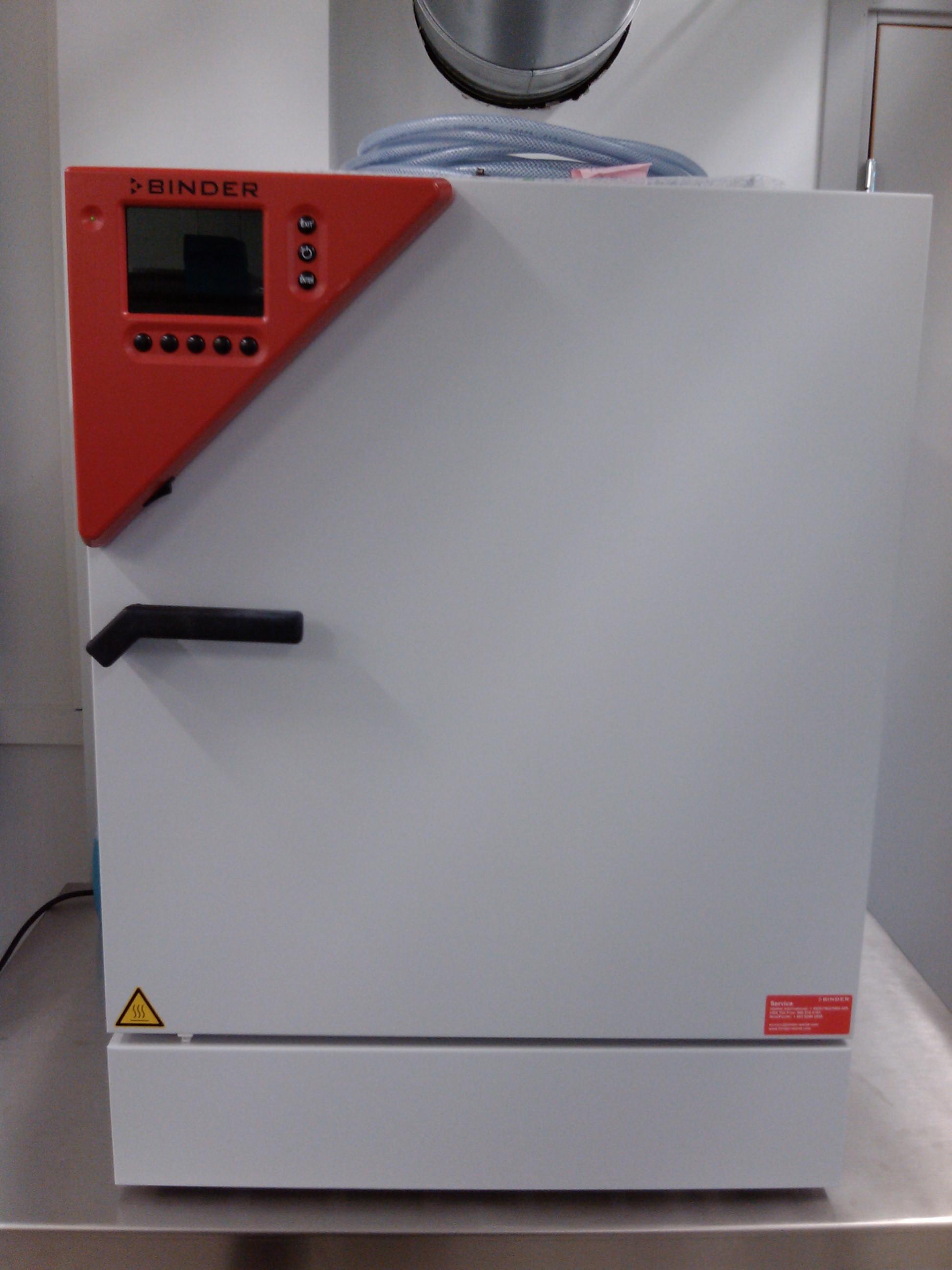 Picture of Incubator Binder CB150
