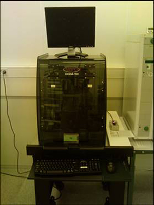 Picture of Profilometer DEKTAK 150