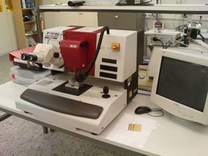 Picture of Shear tester Delvotec 5600