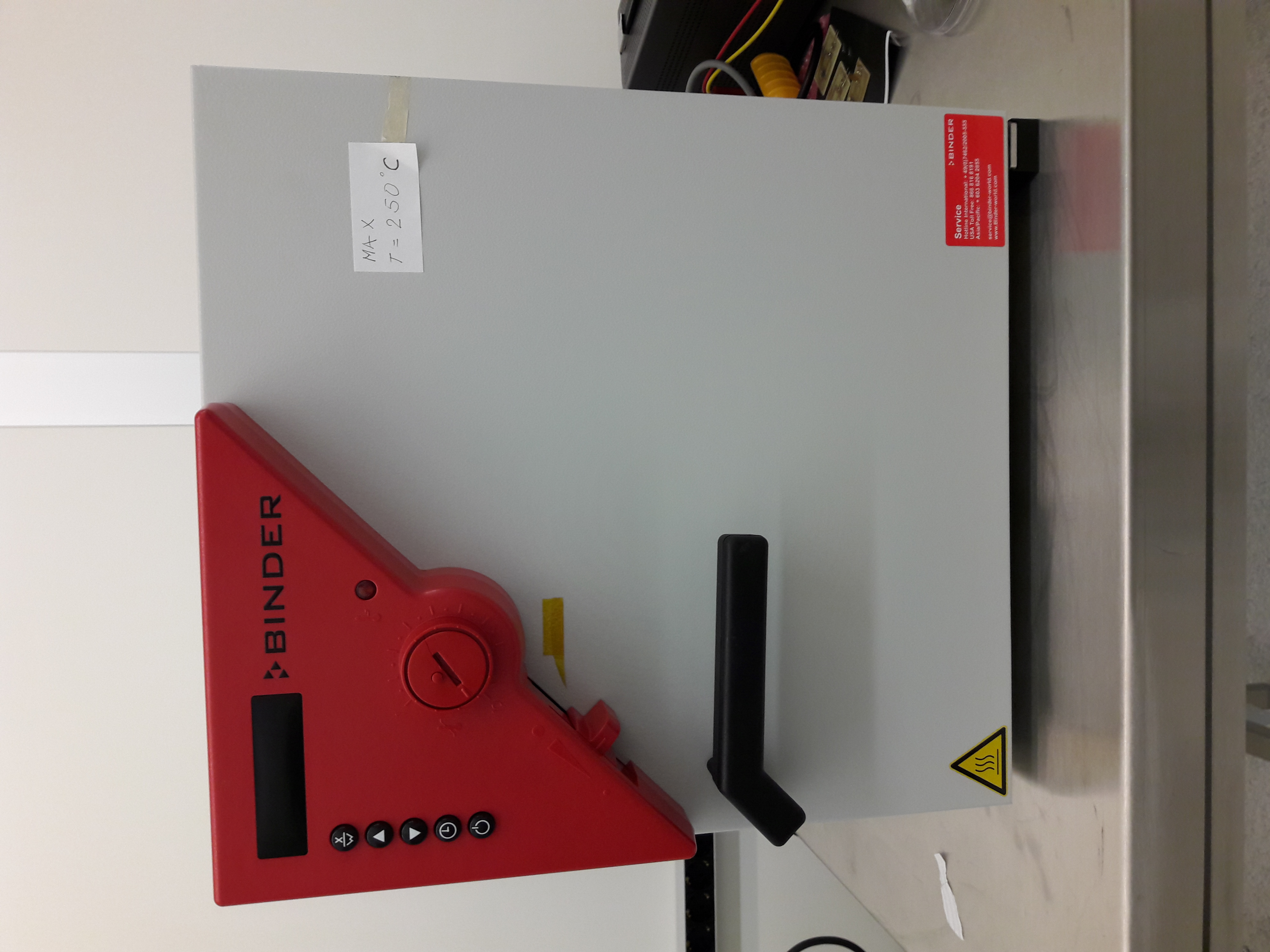 Picture of Oven Binder 961