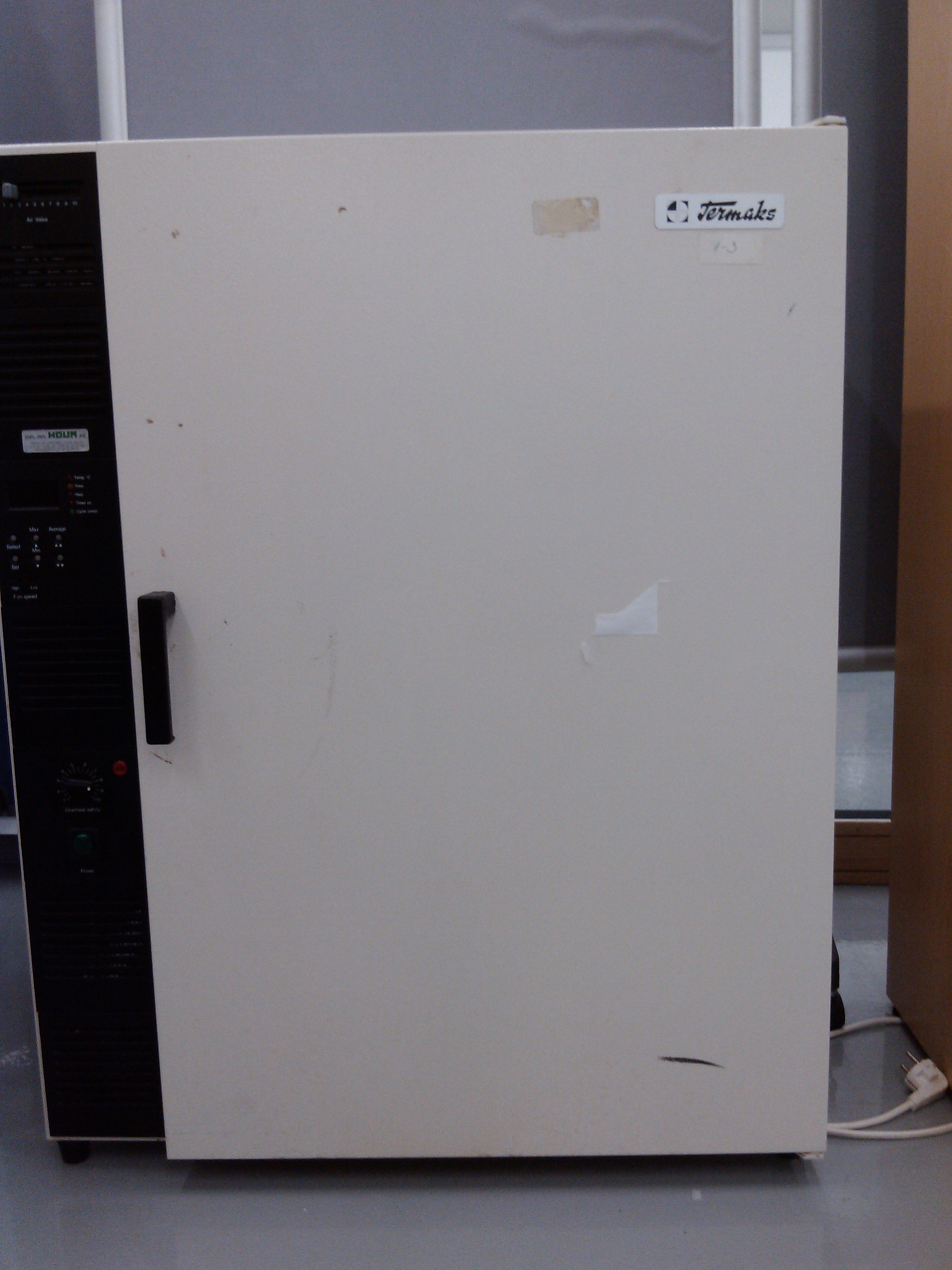 Picture of Thermal Chamber Thermaks TS4115