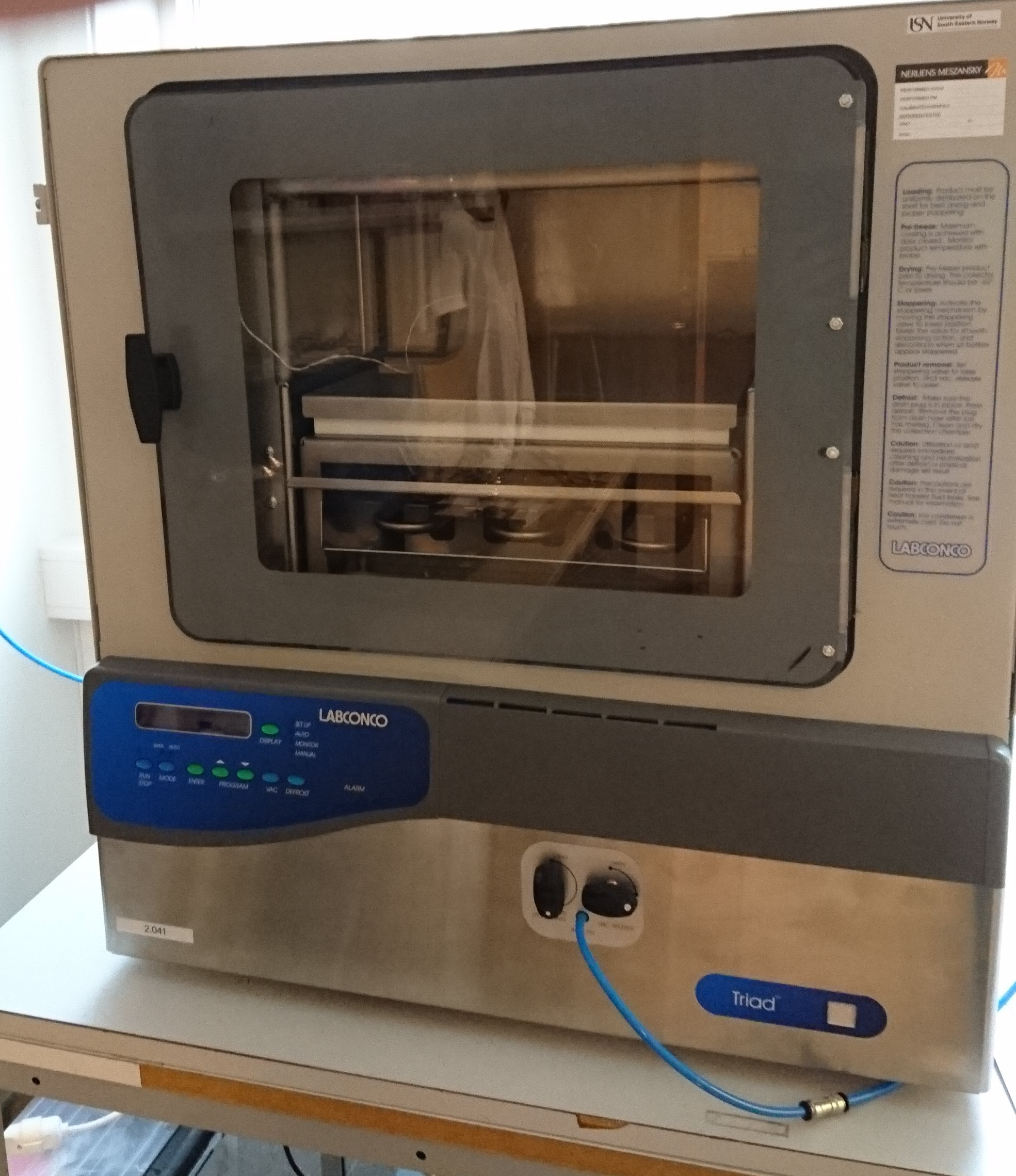 Picture of Freeze-drier
