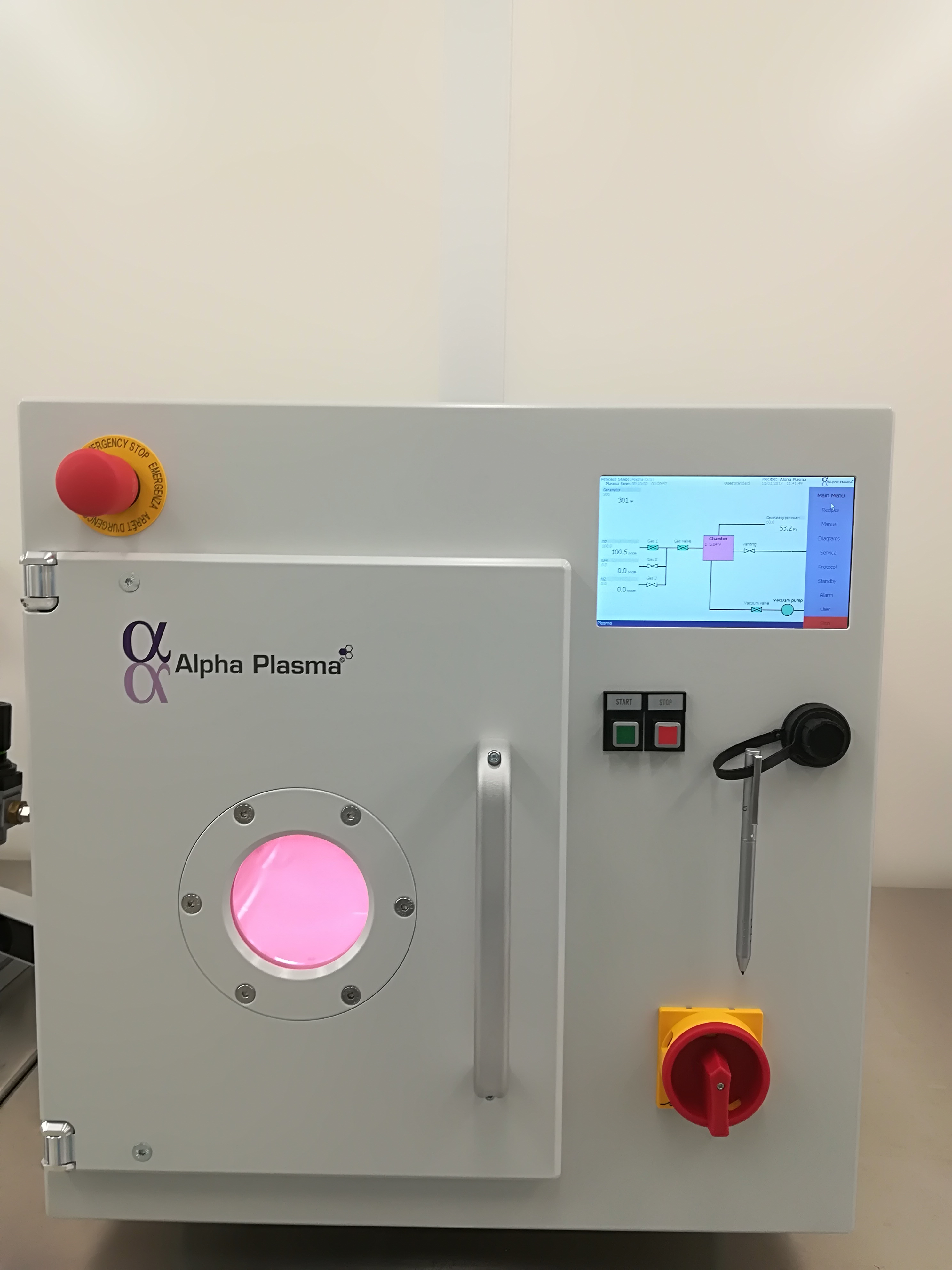 Picture of Plasma Cleaner PPS