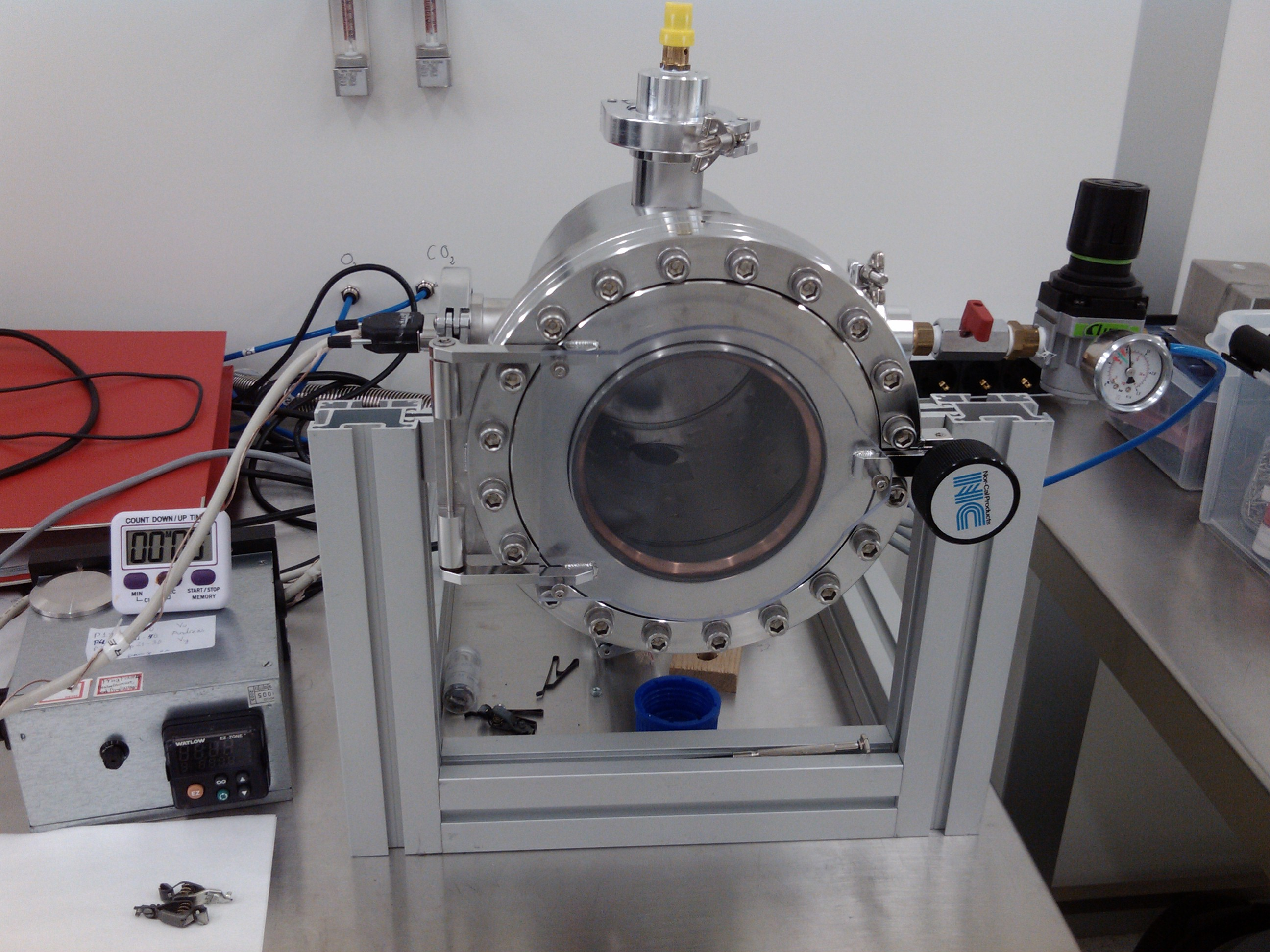 Picture of Vacuum Chamber