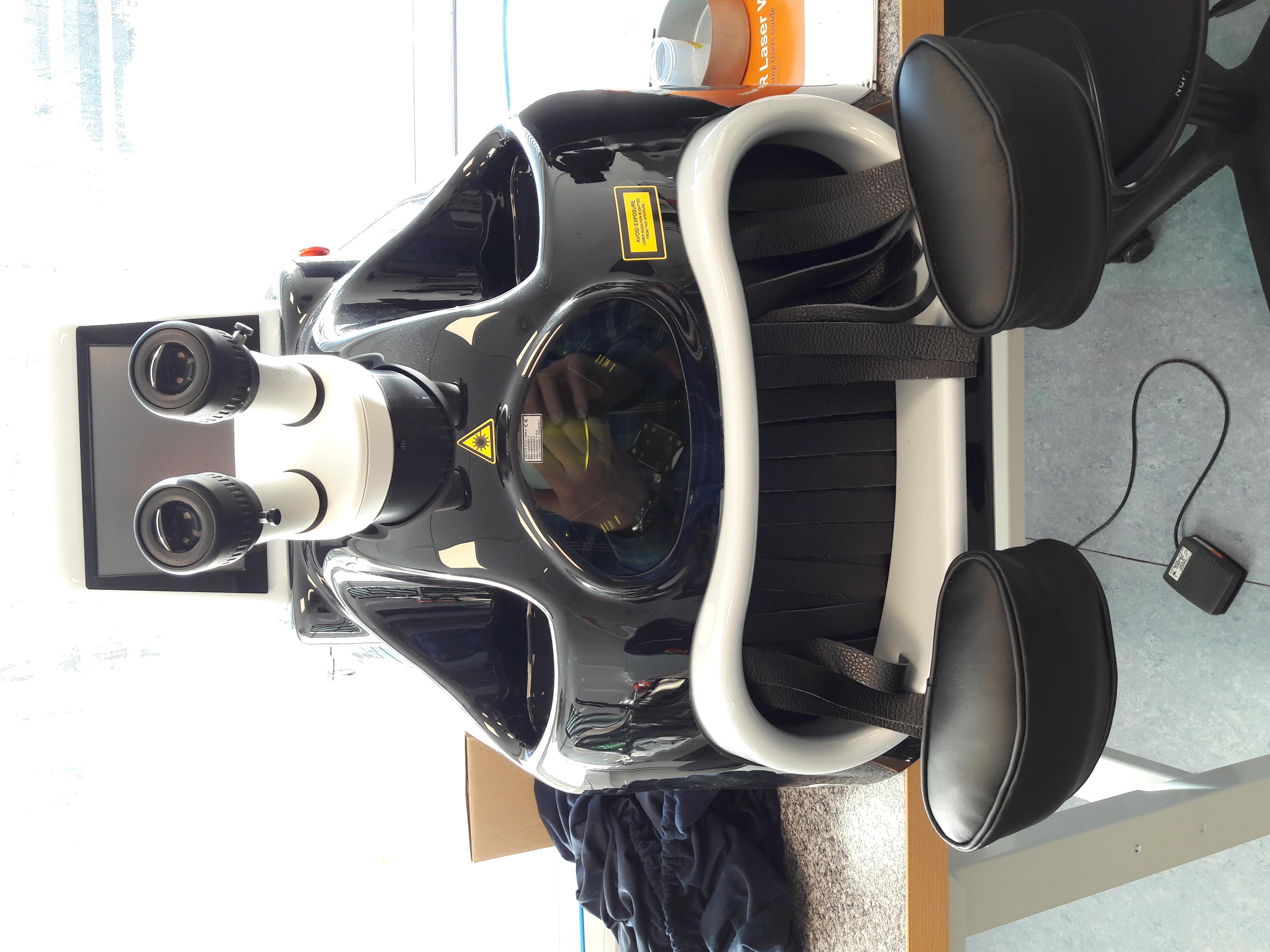 Picture of Laser Welder, Elettrolaser