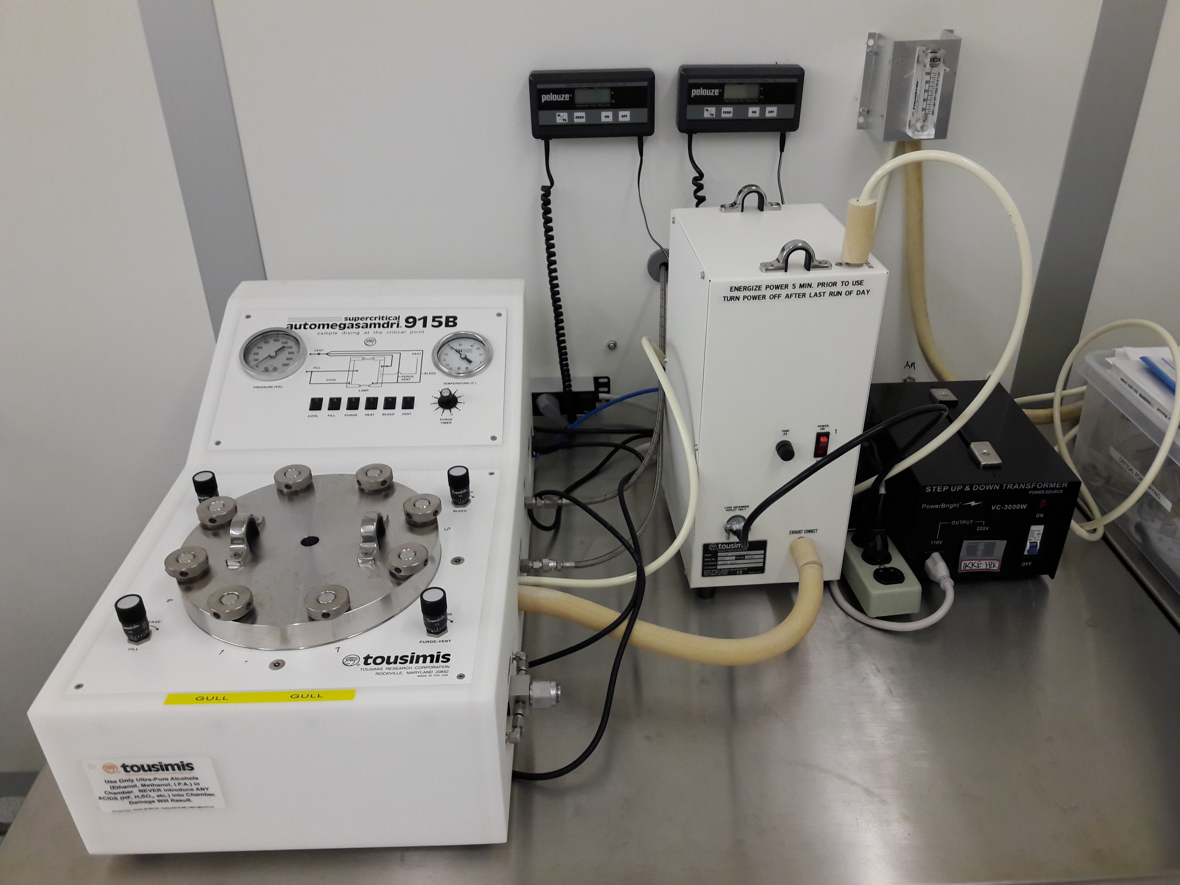 Picture of Critical Point Dryer